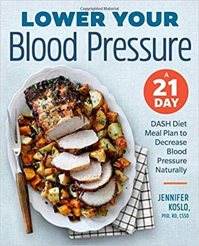 Lower Your Blood Pressure (Kindle Edition & Paperback) by Jennifer Koslo
