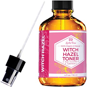 Leven Rose's Witch Hazel Toner