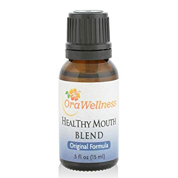 HealThy Mouth Blend Tooth Oil, Organic Toothpaste & Mouthwash by OraWellness