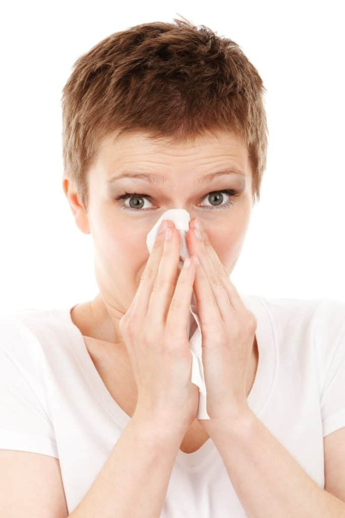Symptoms For Sinus Infection (Sinusitis)