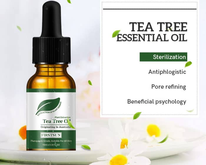 Tea Tree Oil For Skin Essential Oil