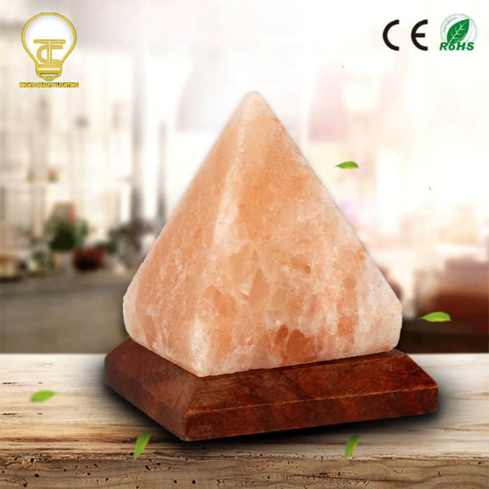 Himalayan Salt Rock Lamp Crystal Light